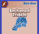Enchanted Trident