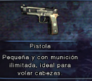 Pistola (RE TDC)