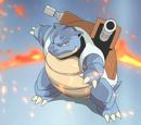 Blue's Blastoise
