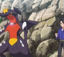 Mega anime Pokémon