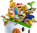 Koopa Clown Car