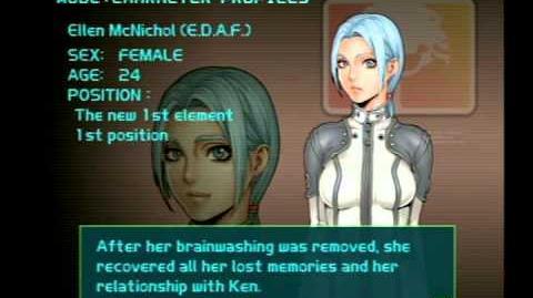 Air Force Delta Strike Character Profile-Ellen McNichol (E.D.A.F.)