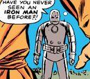 Iron Man Armor Model 1