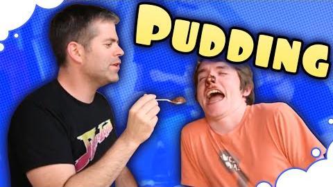ROSS EATS PUDDING - GrumpOut