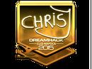 Csgo-cluj2015-sig chrisj gold large.png