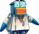 Robot Mascotte