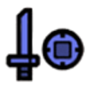 Sword and Shield Icon Blue.png