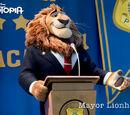 Mayor Lionheart/Gallery