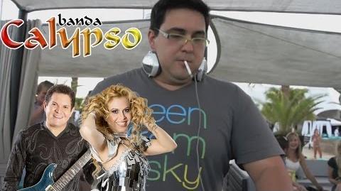 DJ André Marques Manda AQUELE CALYPSO ao vivo