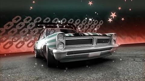 Need for Speed ProStreet - организация Нитроцид - Нейт Денвер