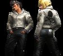 Black Leather Pants (Gunner) (MH4)