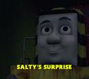 Salty's Surprise