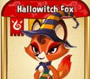 Hallowitch Fox