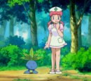 Nurse Joy's Oddish