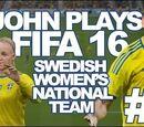 Sweden vs. England!