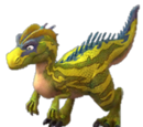 Alpha Allosaurus