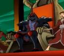 Oroku Saki(The Shredder) (Dimension Third Earth)