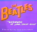 The Beatles Cartoon Lost Episode