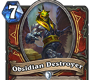 Obsidian Destroyer