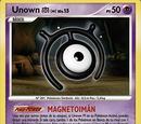 Unown M (Tesoros Misteriosos TCG)
