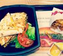 Chicken Quesadilla (Chick-Fil-A)