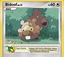 Bidoof (Tesoros Misteriosos TCG)