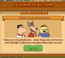 Dog Multiverse Event
