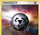 Cartas de energía metálica