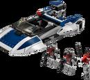 75022 Mandalorian Speeder