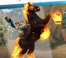 Infernal Warhorse