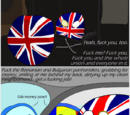 Comics about flag jokes