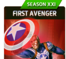 First Avenger (Season XXI)