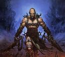 Cinderbound Barbarian