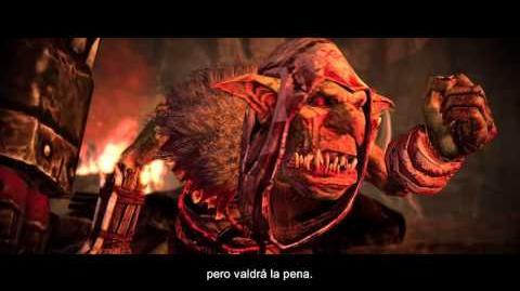 CuBaN VeRcEttI/El Mapa de Campaña de Total War: Warhammer por primera vez en vídeo