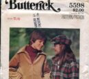 Butterick 5598 A