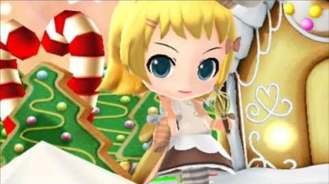-3DS- 初音ミク Project Mirai 2 PV「スイートマジック」