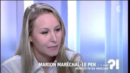 Marion Le Pen la douche charme du fn