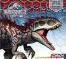 Jurassic World: Dino Hybrid (book)
