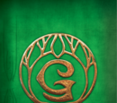 Zielone Płaszcze