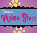 The Tiniest Animal Store