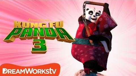Nunchuck Princess - Kung Fu Panda 3 (2016)