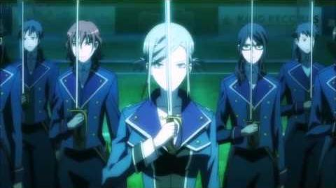 On My Vibe Scepter 4 AMV ( K-Project Return of Kings )