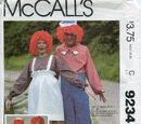 McCall's 9234 B