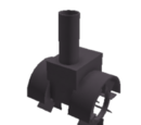 Blessed Steam Engine Parts