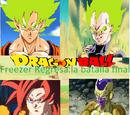 Dragon Ball Z Future El Regreso de Freezer la Batalla Final