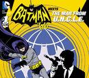 Batman '66 Meets the Man from U.N.C.L.E. Vol 1 1
