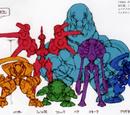Mega Man Zero 2 bosses