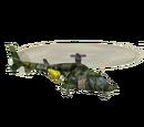 Jurassic Park Ranger Helicopter (BioHazard)