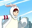 Traje de Conejo