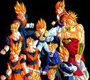 Super Saiyan (Dragon Ball Series)